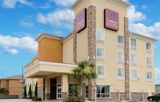 Vista esterna Comfort Suites Harvey - New Orleans West