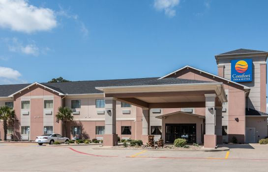 Vista esterna Comfort Inn and Suites Mansfield
