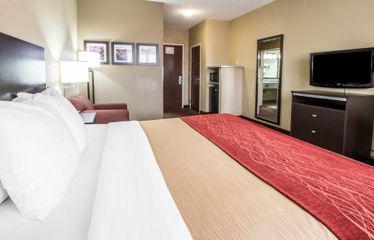 Zimmer Comfort Inn & Suites Page