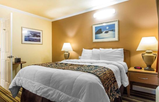Zimmer Rodeway Inn & Suites Near the Coliseum & Arena