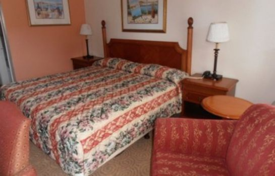 Habitación Econo Lodge Fairfield