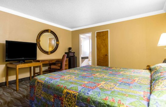Chambre Econo Lodge Fairfield