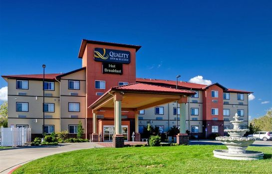 Außenansicht Quality Inn and Suites Park City