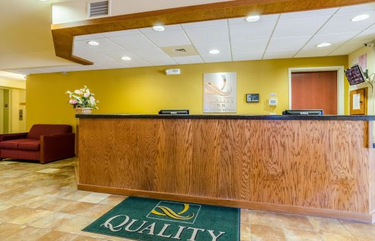 Hotelhalle Quality Inn and Suites Park City