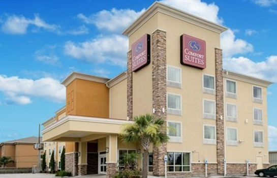 Außenansicht Comfort Suites Harvey - New Orleans West