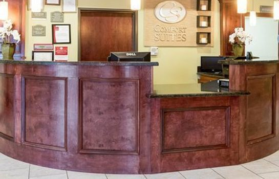 Hotelhalle Comfort Suites Harvey - New Orleans West