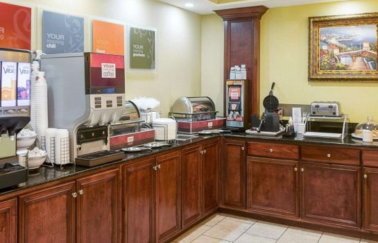 Ristorante Comfort Suites Harvey - New Orleans West