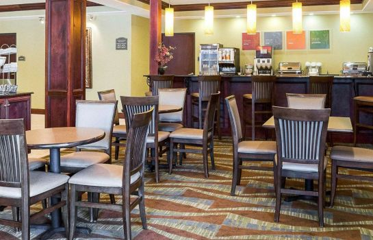 Restaurant Comfort Suites Harvey - New Orleans West