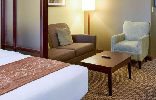Chambre Comfort Suites Harvey - New Orleans West