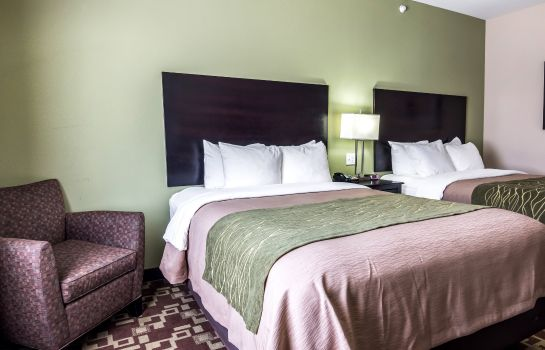 Chambre Comfort Inn & Suites Mansfield