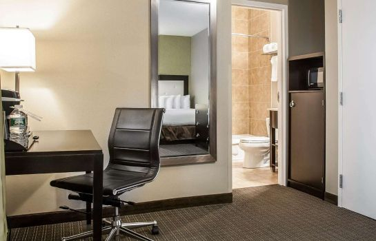 Kamers an Ascend Hotel Collection Member enVision Hotel Boston-Longwood