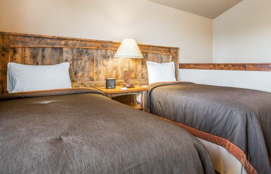 Zimmer an Ascend Hotel Collection Member Yellowstone Valley Lodge