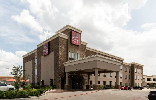 Außenansicht Comfort Suites Houston West Beltway 8