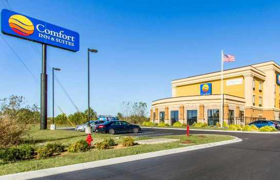 Exterior view Comfort Inn & Suites Fort Campbell
