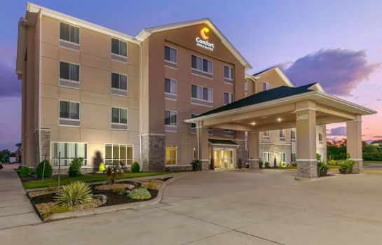 Sala de reuniones Comfort Inn and Suites