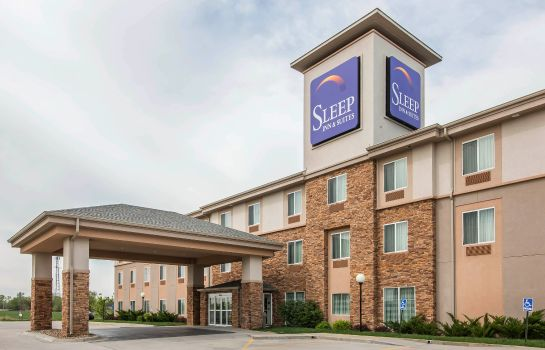 Vista esterna Sleep Inn & Suites Haysville