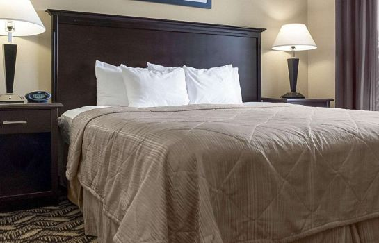 Suite MainStay Suites Bismarck