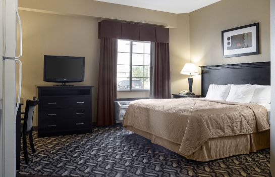 Room MainStay Suites Bismarck