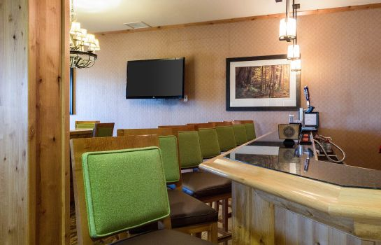 Hotel-Bar MainStay Suites Williston