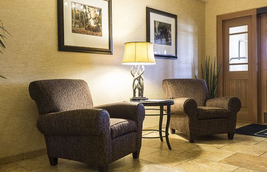 Hotelhalle MainStay Suites Williston