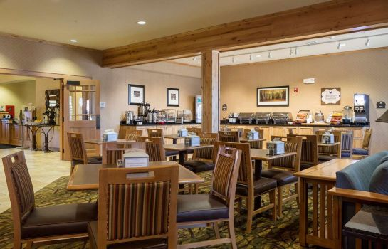 Restaurant MainStay Suites Williston