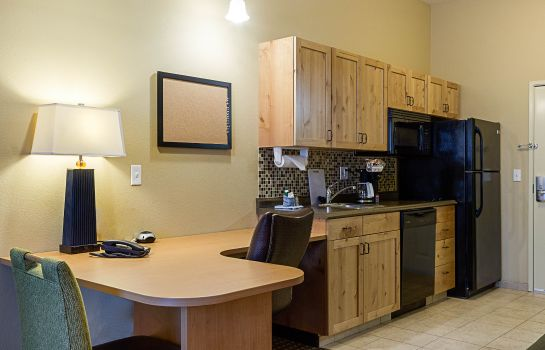 Zimmer MainStay Suites Williston