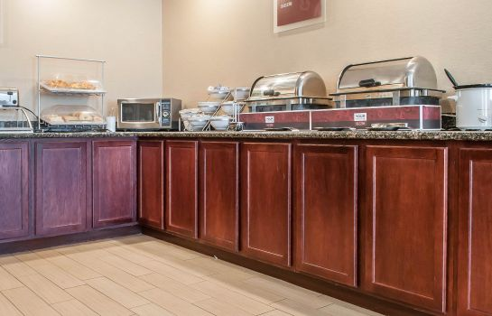 Restaurant Comfort Suites Farmington