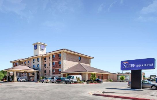 Buitenaanzicht Sleep Inn & Suites Lubbock