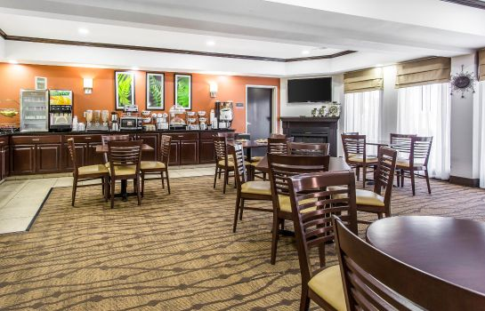 Restaurante Sleep Inn & Suites Lubbock