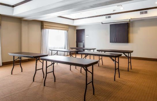 Conference room Sleep Inn & Suites Lubbock