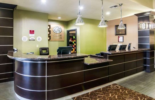 Hol hotelowy Comfort Suites Amarillo