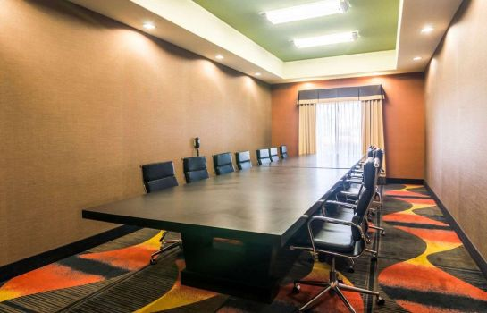 Conference room Comfort Suites Amarillo