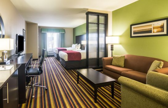 Room Comfort Suites Amarillo