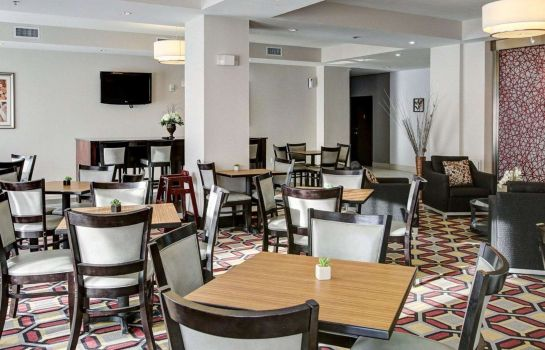 Restaurante Quality Inn & Suites Bryan
