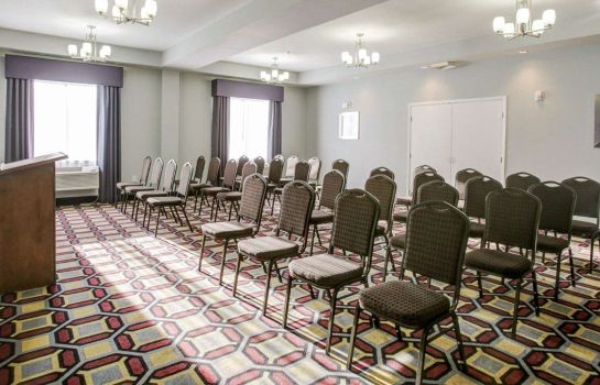 Congresruimte Quality Inn & Suites Bryan