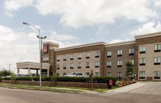 Außenansicht Comfort Suites near Westchase on Beltway 8