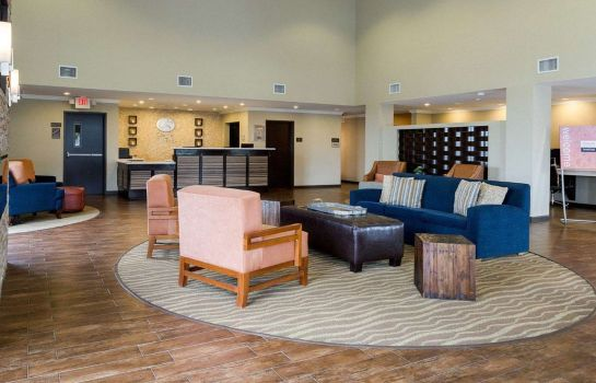 Hotelhalle Comfort Suites near Westchase on Beltway 8