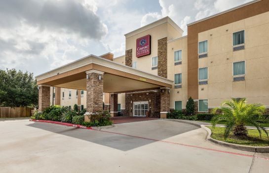 Vista exterior Comfort Suites at Katy Mills