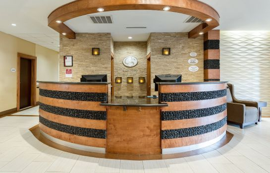 Hotelhalle Comfort Suites at Katy Mills