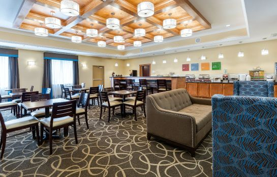 Restaurant Comfort Suites at Katy Mills
