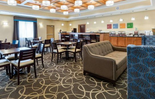 Restauracja Comfort Suites at Katy Mills