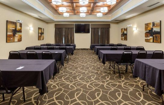 Conference room Comfort Suites at Katy Mills Comfort Suites at Katy Mills