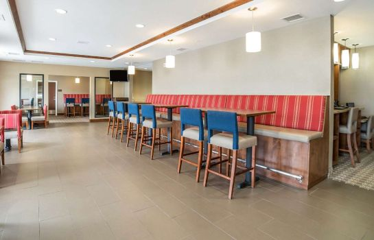 Restaurant Comfort Suites Moab near Arches National