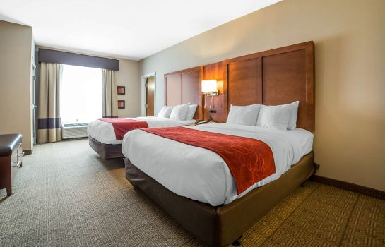 Suite Comfort Suites Moab near Arches National