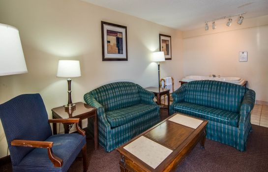 Zimmer Econo Lodge Glade Spring