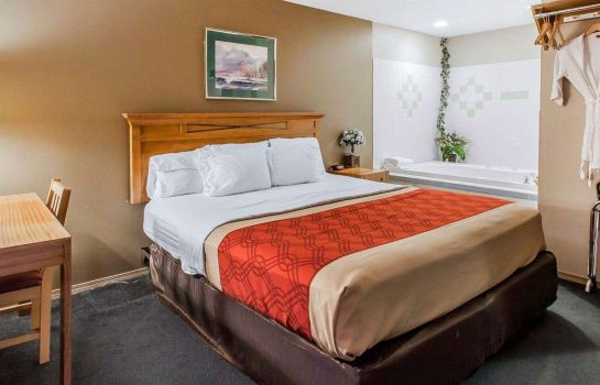 Chambre double (confort) Econo Lodge near Suncadia Resort