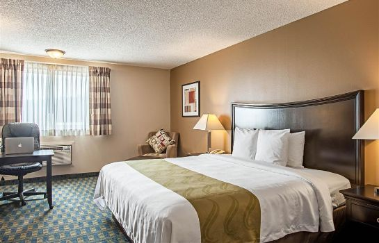 Zimmer Quality Inn and Suites Pacific - Auburn