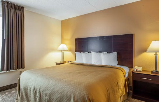 Zimmer Quality Suites Milwaukee Airport