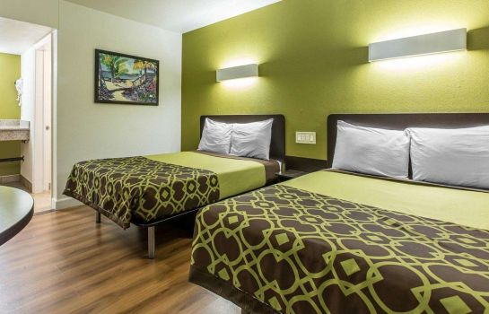 Chambre double (confort) Rodeway Inn Hanford