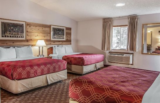 Suite Econo Lodge Inn and Suites Madras Chatea